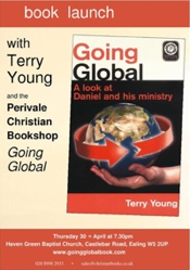 Book Launch - Going Global