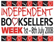 Independent Booksellers Week 2008