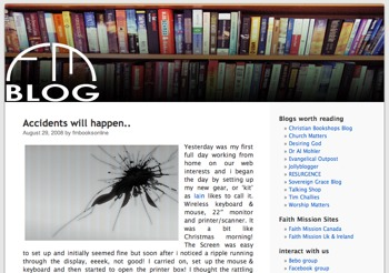 The New Online Home for Faith Mission Bookshops