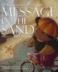 Message in the Sand (front cover)