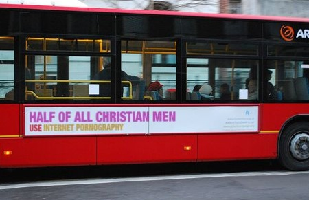 Half of all Christian men use Internet Pornography