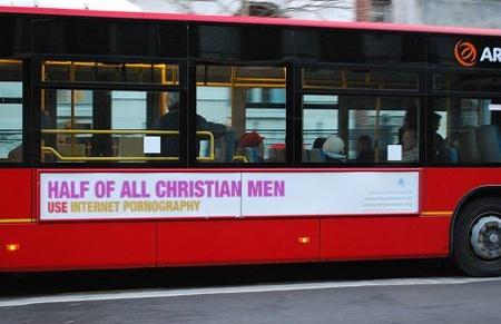Half of all Christian men use Internet Pornography