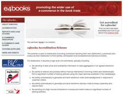 e4books > Accreditation