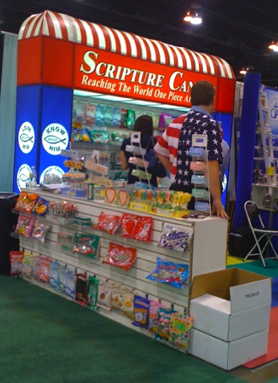 Scripture Candy - Reaching the world one piece at a time