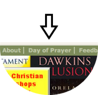 Day of Prayer in the Menu Bar
