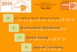 UK Christian Book Awards 2010