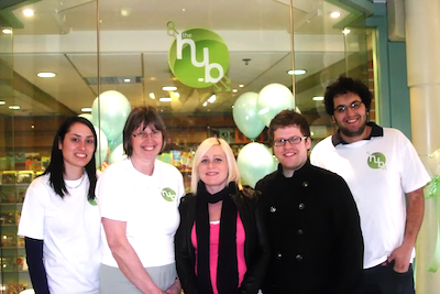 Opening Day at The Hub, Walsall: Meet the Team