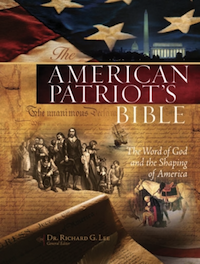American Patriot's Bible: The Word of God and the Shaping of America
