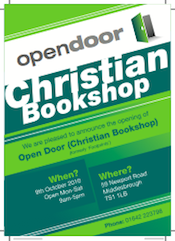 Open Door Bookshop: download the flyer (pdf, 115kb)