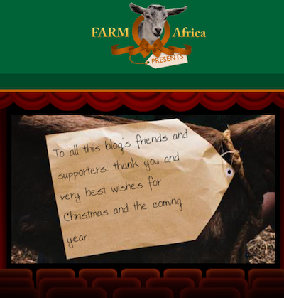 Farm Africa Presents: A Goat