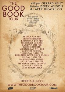 The Good Book Tour