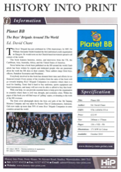 Planet BB - Publisher's Info