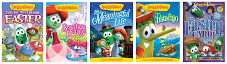 VeggieTales are back! Download the Authentic press release for full details (pdf)