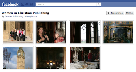 Dernier Publishing > Facebook Photos > Women in Christian Publishing