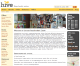 Christian Bookshops Live with Hive!
