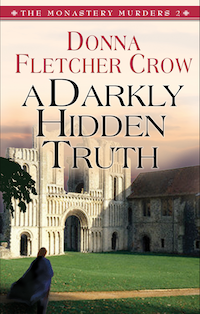Book Cover: A Darkly Hidden Truth