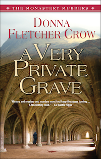 Book Cover: A Very Private Grave
