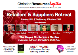 CRT 2012 Retailers & Suppliers Retreat (pdf, 2.1MB)