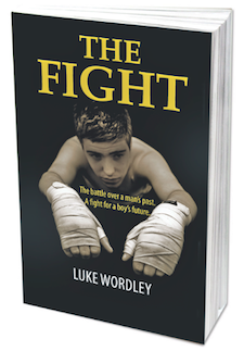 The Fight: The battle over a man's past. The fight for a boy's future.