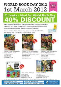 TMD World Book Day 2012 Selection (pdf, 1.9mb)