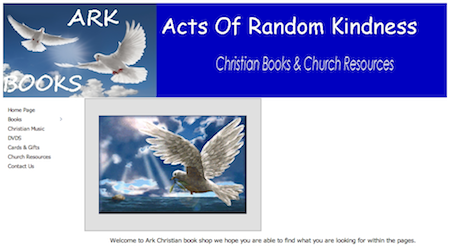 ARK Books, Grantham: Acts of Random Kindness