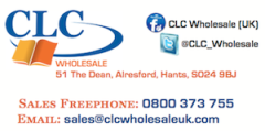 CLC Wholesale: Contact Info