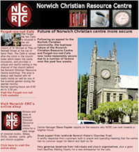 Future of Norwich Christian centre more secure