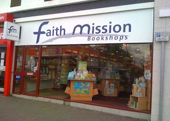 FM Bookshop Coleraine