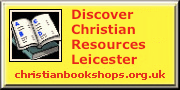 Discover Christian Resources Leicester