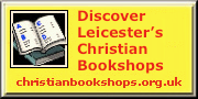 Discover Leicester's Christian Bookshops