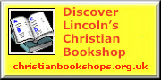 Discover Lincoln's Christian Bookshop