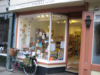 Angeli Books and Gifts, Cambridge