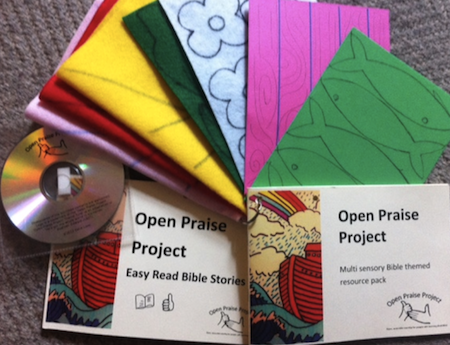 Open Praise Project Pack