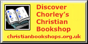 Discover Chorley's Christian Bookshop