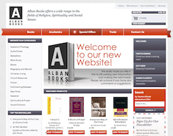 Alban Books: New Website