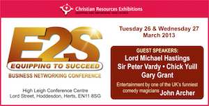 Equipping to Succeed 2013