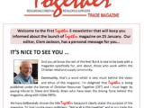 Together e-News #1: outnow!