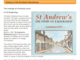 More Bookshop Closures: St Andrew's, Bury St Edmunds; Beulah Books, Aberdare; and Jubilate, Stratford-upon-Avon