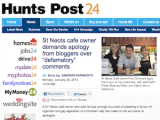 St Neots Update: Further business disruptions as homophobia smear campaign continues