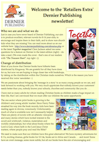 Dernier Publishing: Retailers Extra, May 2013 (pdf, 590kb)