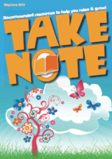 Take Note May/June 2013 Now Available