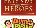 Friends and Heroes to the rescue: new distribution arrangement for 'Buck Denver asks… What's in the Bible?' series