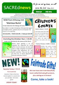 SACREdnews July 2013 (pdf, 713kb)