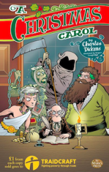 Bah, humbug! New edition of A Christmas Carol from St Mark's Press