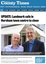 Farewell to Horsham ChristianCentre