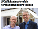 Farewell to Horsham Christian Centre