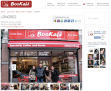 BooKafé: A bright new face in the UK's Christian bookshop/café culture
