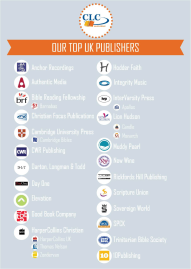 CLC Wholesale: Top UK Publishers, March 2014