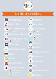 CLC Wholesale: Top UK Publishers, March 2014