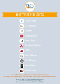 CLC Wholesale: Top US Publishers, March 2014
